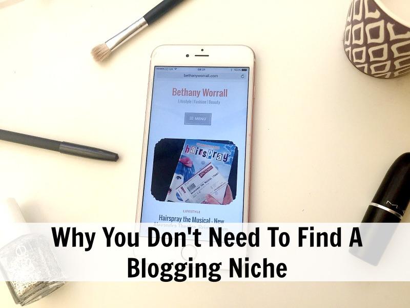 blogging-niche